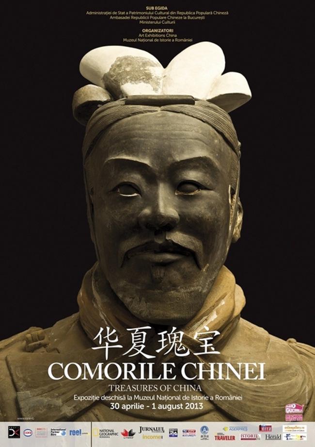 Armata de teracotă a Chinei, la Muzeul de Istorie din Bucureşti
