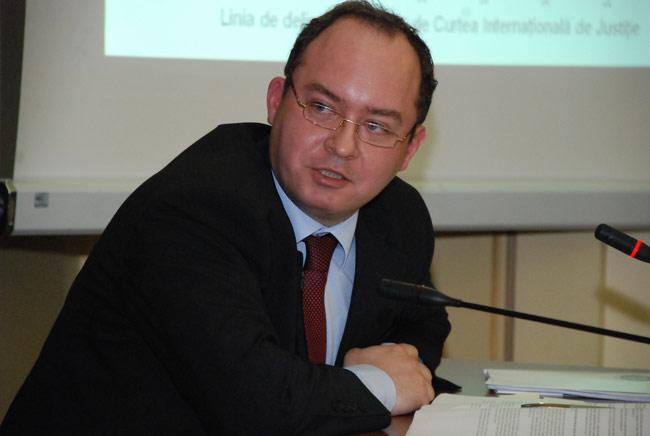 La Conferințele TNB, Bogdan Aurescu despre Interesul național și actualitatea suveranității…