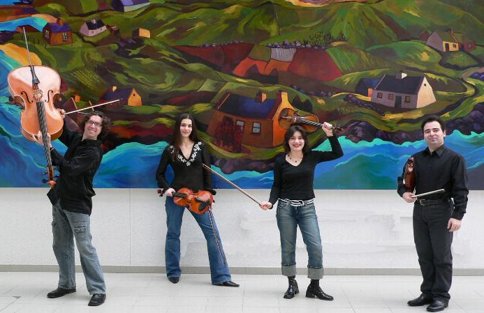 Cvartetul ConTempo @ Londra