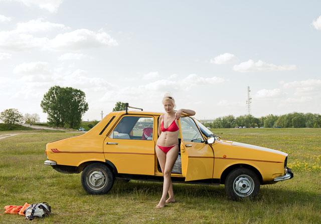 Dacia și Șoferul – Horațiu Sava