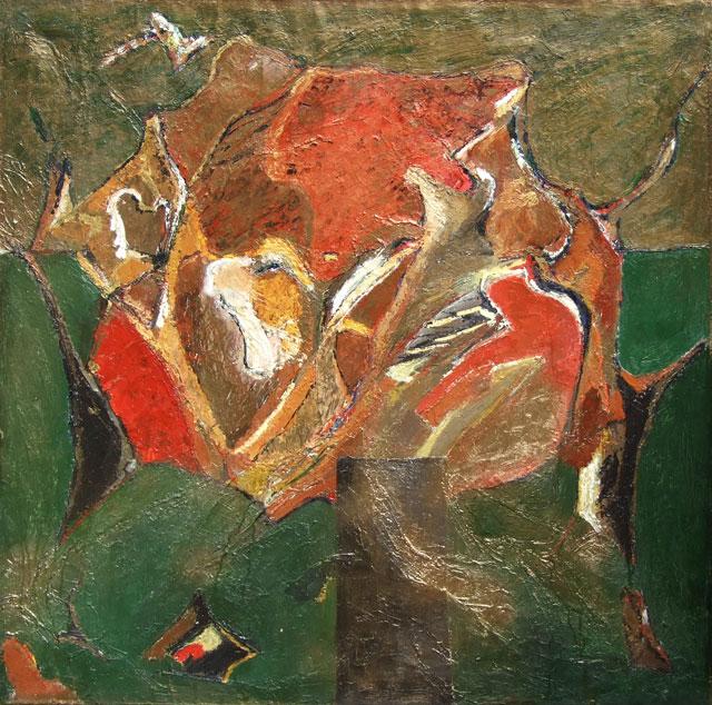 Expoziția OGLINDIRI a artistei Katalin Julia Hajdu @ Artexpert Gallery Cluj Napoca