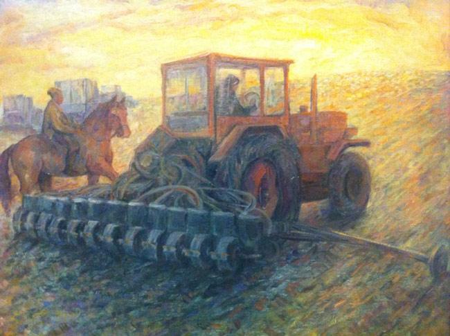 """""""Multiply"""" – expoziție de litografii și gravuri 1945-1989 @ Galeria ArtXpert, București"""