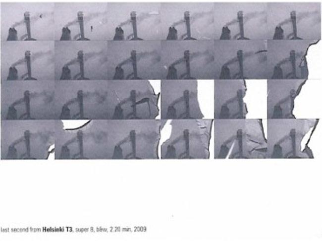 """Nicu Ilfoveanu """"The Present as Misstake"""" @ Galeria Wozownia din Toruń"""