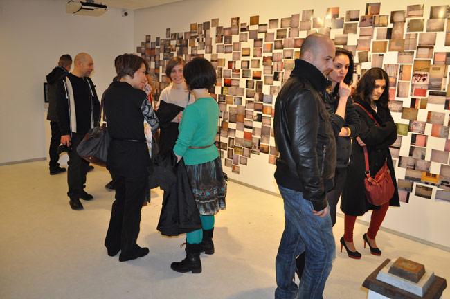 Oraşul văzut de generaţia '80 @ Galeria Victoria Art Center, București, imagini