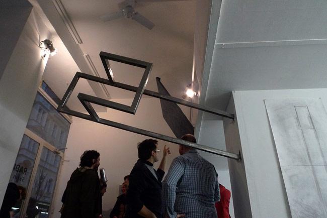 "Sorin Neamțu, ""Radicalism"" @ Galeria Schleifmuhlgasse 12-14, Viena"