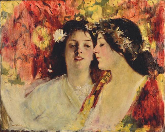 Record pe piața de artă: 300.000 de euro pentru o pictură de Ștefan Luchian