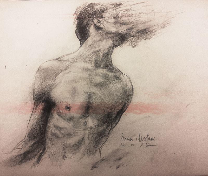 Life is flesh by Liviu Mihai