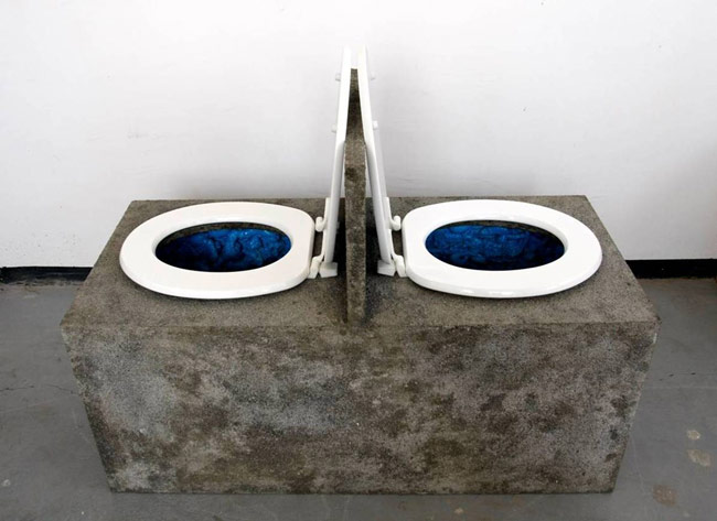 "Tom Woolner şi Vlad Olariu ""The Obdurate Object and the Idiot Cousin"" @ Jecza Gallery, Timișoara"