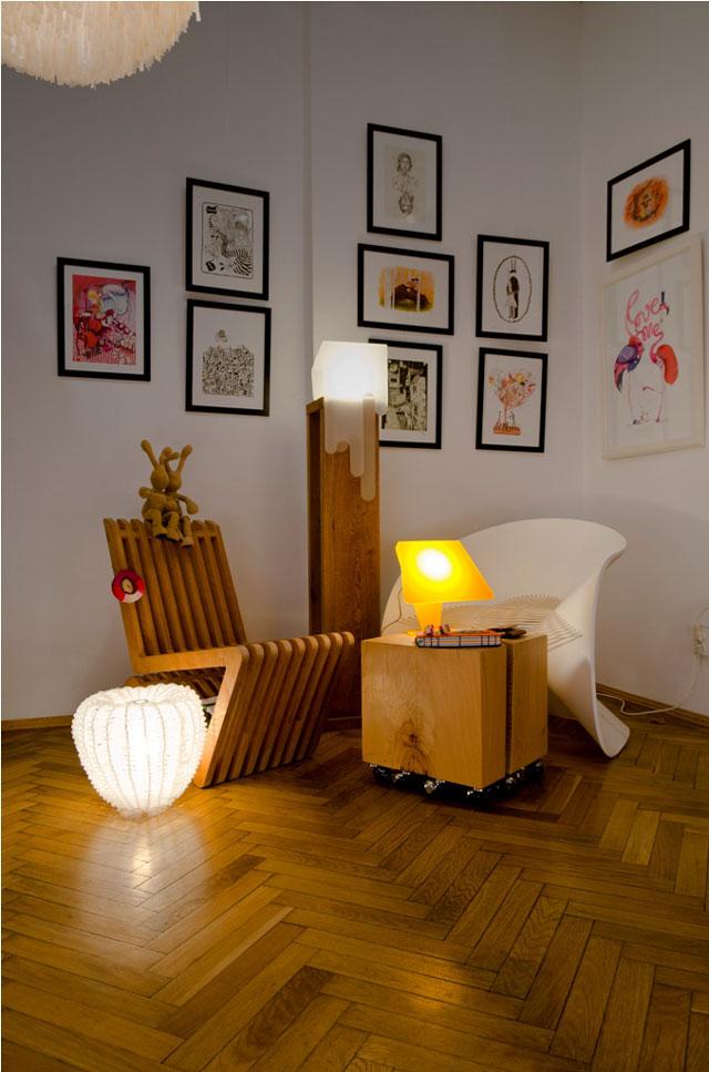 Design românesc, prin Dizainăr, la Salonul Internațional de Mobilă de la Milano