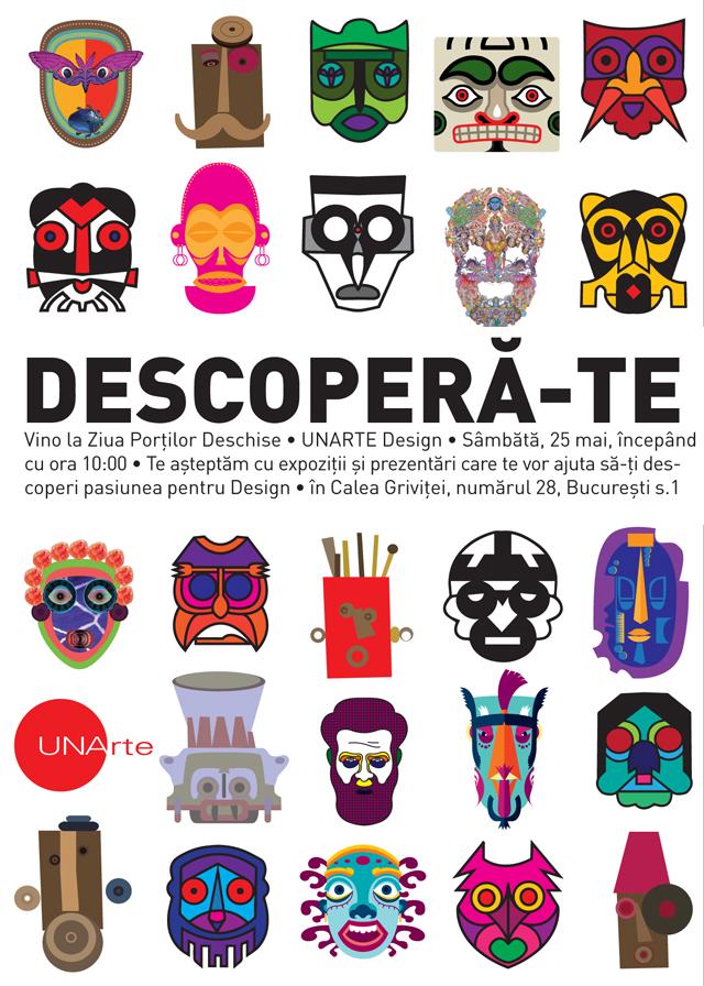 UNArte, Departamentul Design – Ziua Porților Deschise 2013