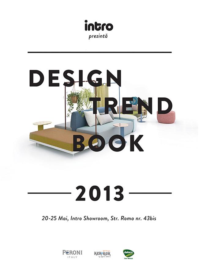 DESIGN TRENDBOOK 2013