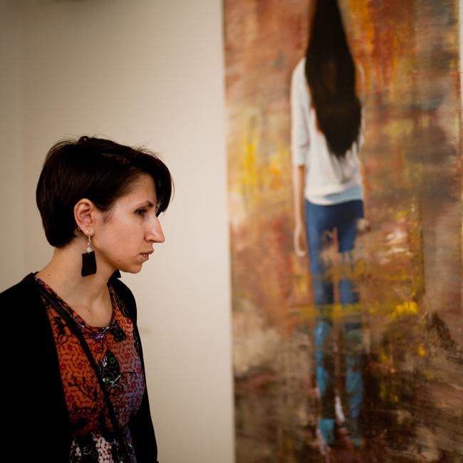 """Dragoş Burlacu """"Tranzit"""" @ Aiurart, București, galeria de imagini"""