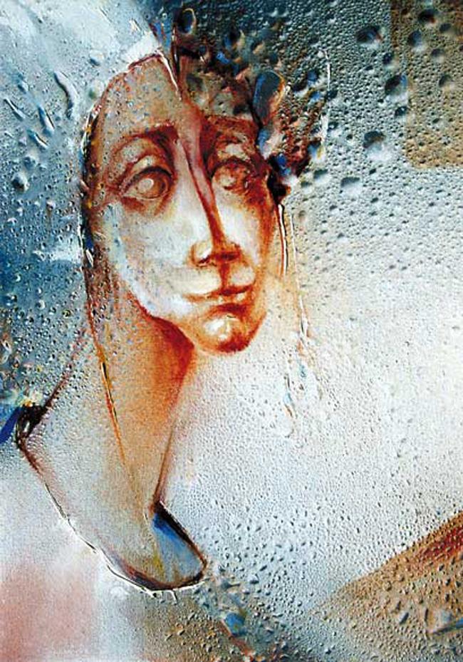 """Gabriel Stan """"Metamorfoze vizuale"""" @ Galeria Kron-Art, Brașov"""