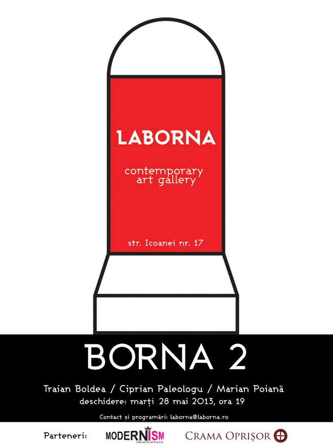 Deschiderea BORNA 2 @ Galeria LABORNA, București