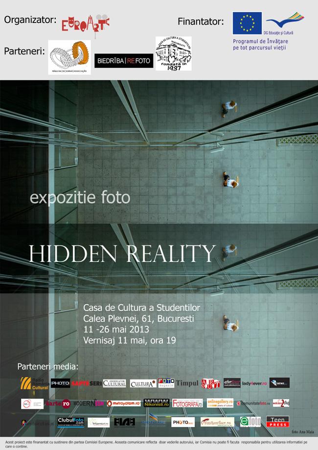 Hidden Reality la final
