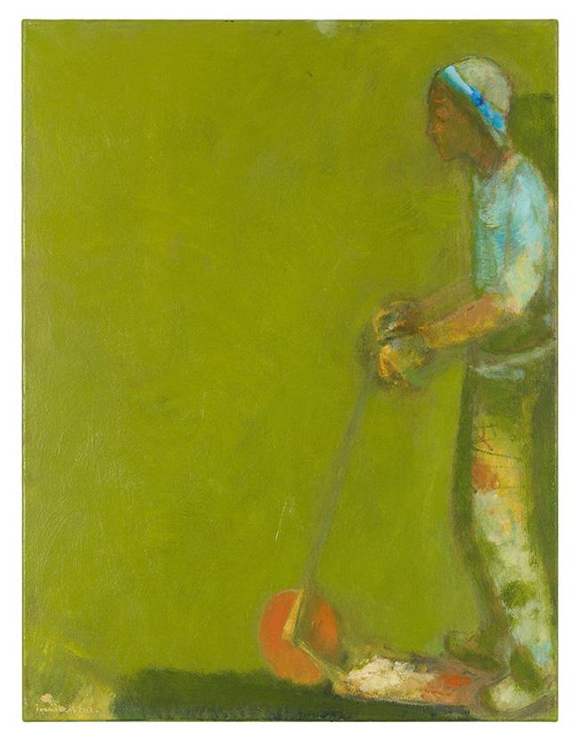 """Ioan Iacob """"Cadențe colorate"""" @ Galeria Anticariat Curtea Veche, București"""