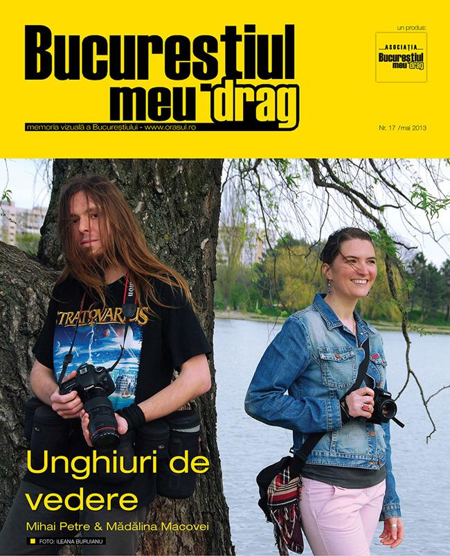 """A apărut numarul 5/2013 al Revistei """"Bucureștiul meu drag"""""""