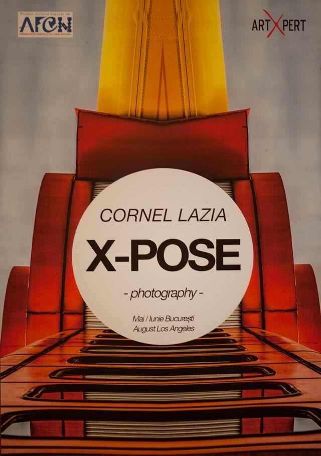 """Cornel Lazia – """"X-POSE"""" @ Galeria ArtXpert"""