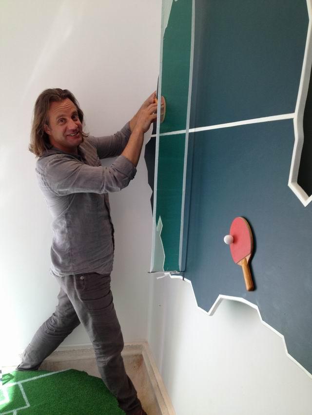 """Cosmin Paulescu """"Stop joc"""" @ Galeria """"geam MAT"""" a Muzeului de Artă din Timișoara"""