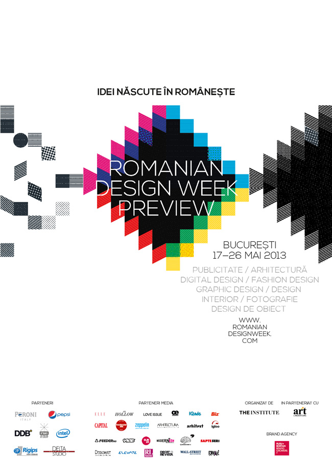 Romanian Design Week Preview 2013