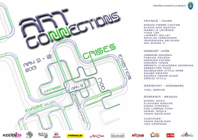 Expoziţia Art Connections 2013 @ Galeria Europe din Braşov