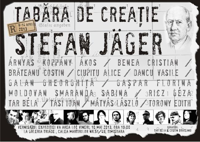 Tabăra de creație Stefan Jager @ Galeria Fundației Triade, Timișoara