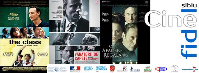 """Ultimul weekend de filme franțuzești @ """"Cinefidel"""" la Teatrul Gong Sibiu"""