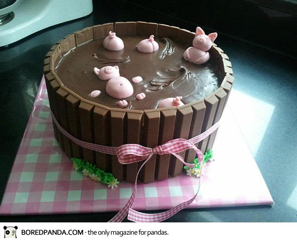 11 Creative and Unusual Cake Designs