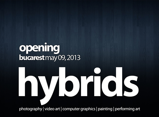 HYBRIDS – International Art Festival of Photography, Video Art and Painting