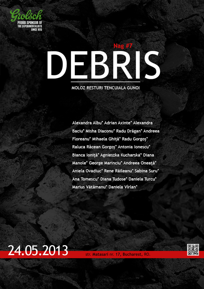 DEBRIS @ Home Mătăsari / Eveniment NAG#7