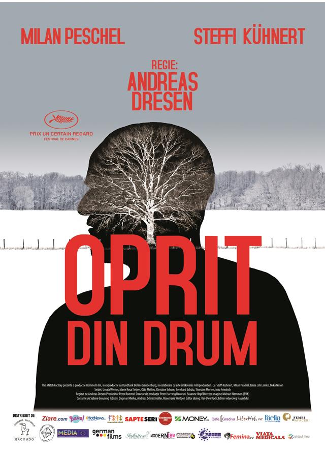"""""""Oprit din drum"""": proiecție eveniment @ Noul Cinematograf al Regizorului Român București"""