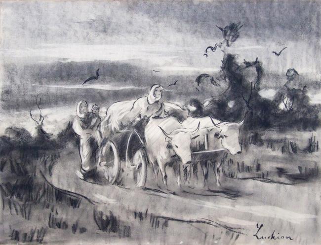 Vânzare excepțională, colecția de artă Nicolae Giurgiu @ Artexpert Gallery, Cluj-Napoca