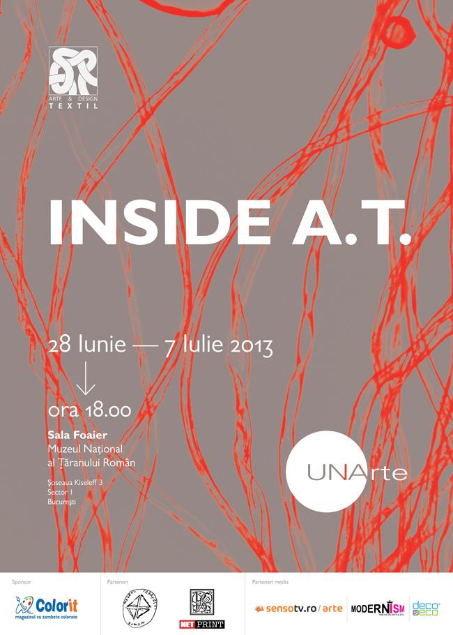 """""""INSIDE A.T."""" @ Muzeul Naţional al Ţăranului Român"""