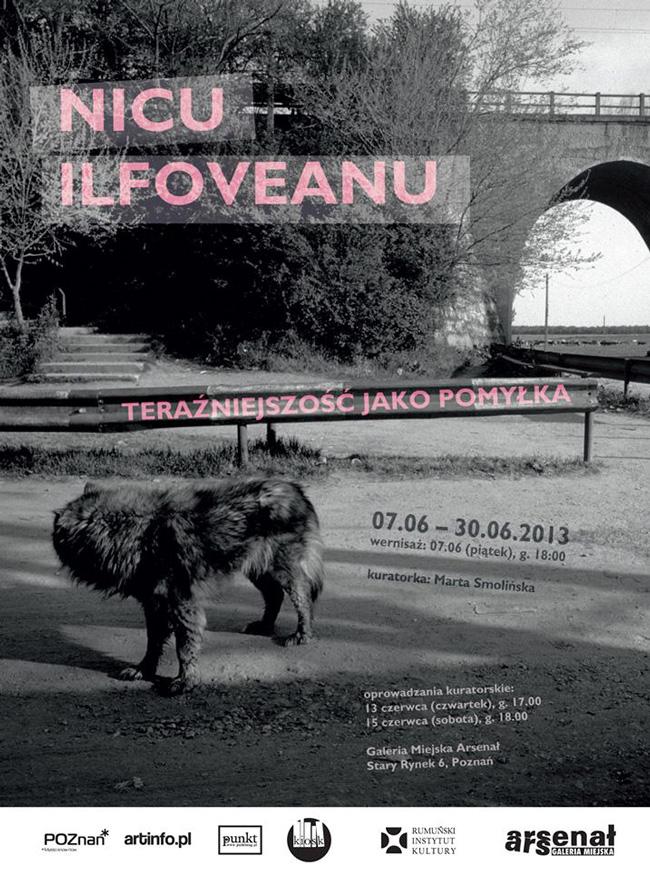 "Nicu Ilfoveanu, ""The Mistaken Present Tense"" @ Galeria Arsenał din Poznań"