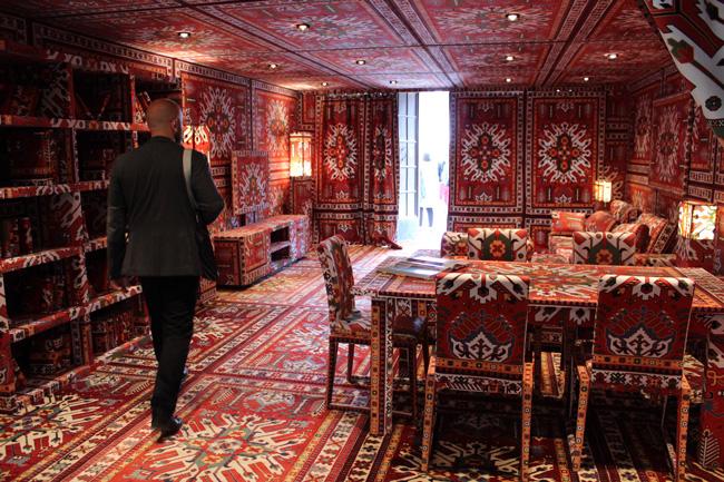 Azerbaijan Pavilion @ Venice Biennale 2013