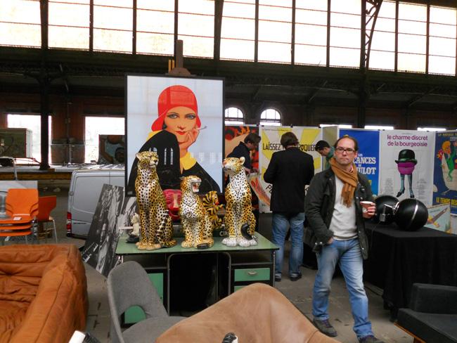 Brussels Oldtimer Market 2013
