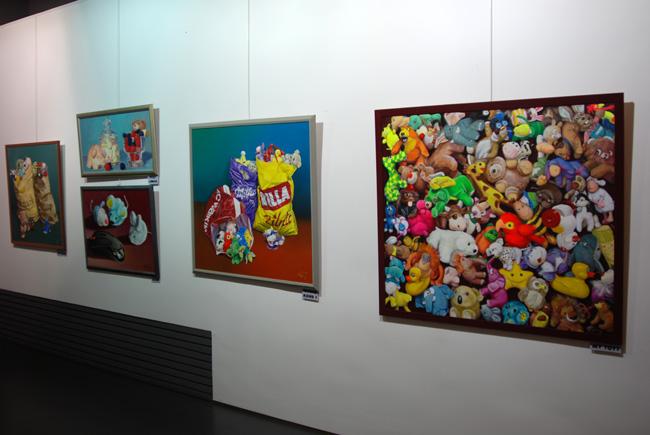 Expoziție aniversară Dorel Topan @ Galeria de Artă a UAP Baia Mare