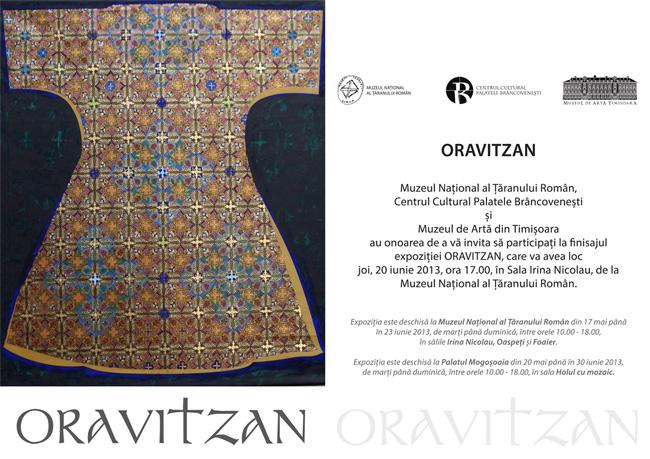 Finisajul expoziției ORAVITZAN @ Muzeul Național al Țăranului Român