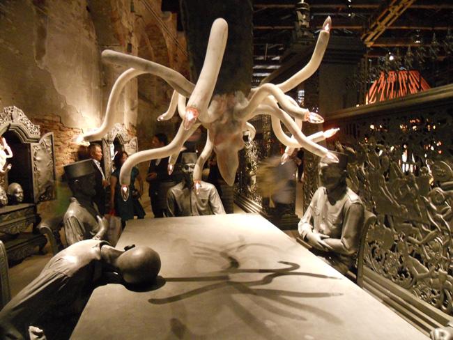 Indonesia Pavilion @ Venice Art Biennale 2013