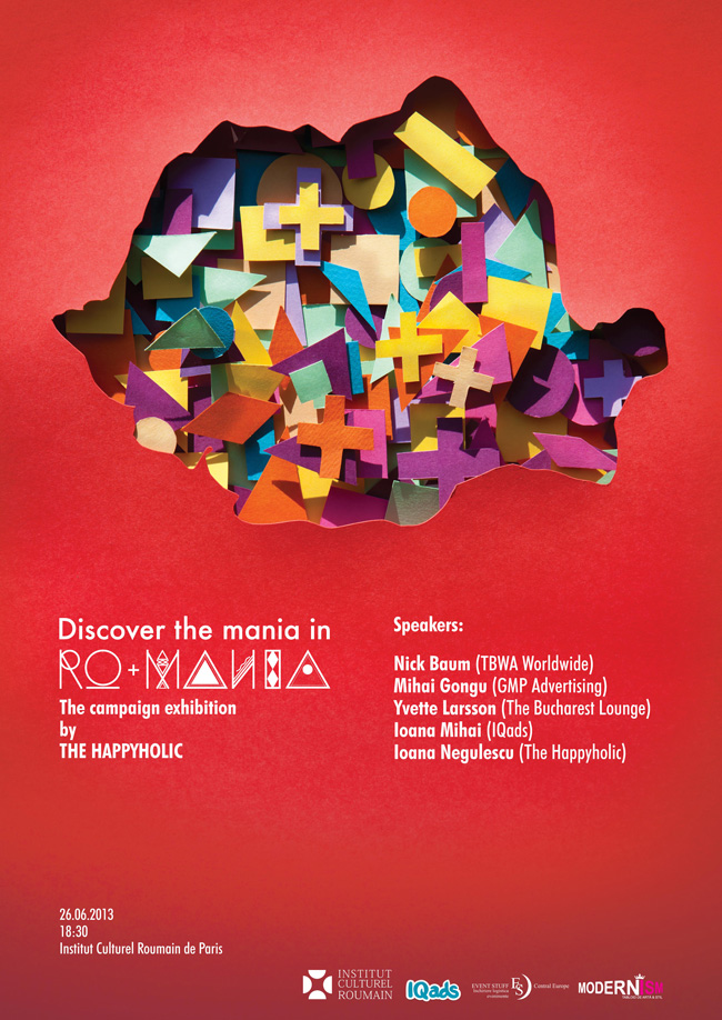 Branding Romania: Discover the mania in RO+MANIA