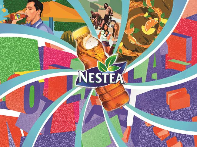 Propune un design original plecând de la povestea NESTEA până pe 3 iulie 2013!