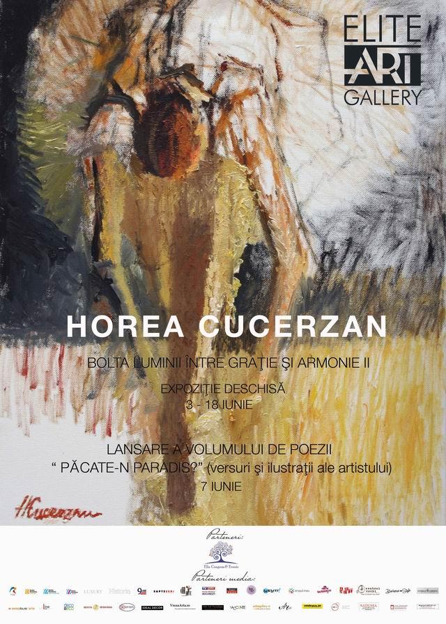 Horea Cucerzan @ Elite Art Gallery