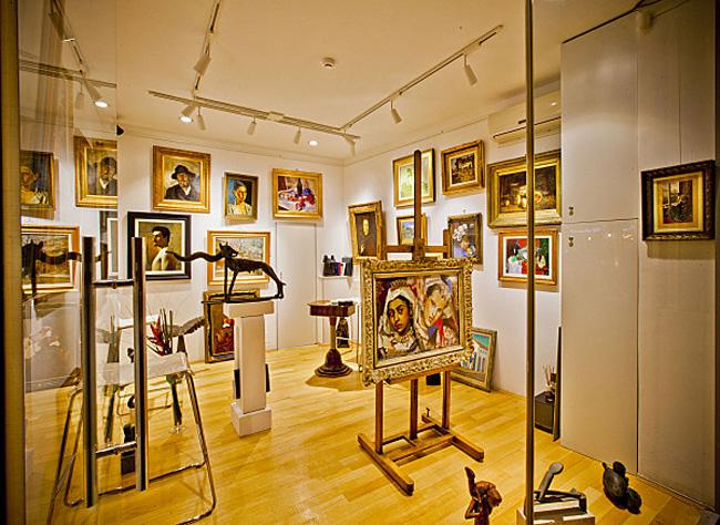 Cum ar trebui să arate galeriile de artă românească de patrimoniu