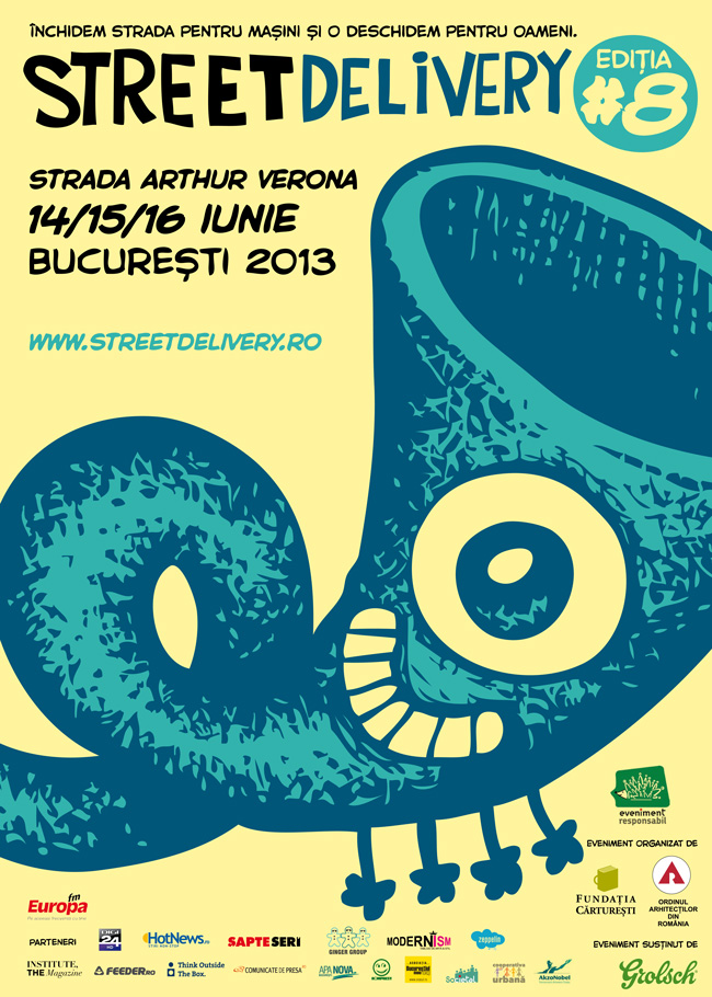 Street Delivery 2013 (ediţia a VIII-a)