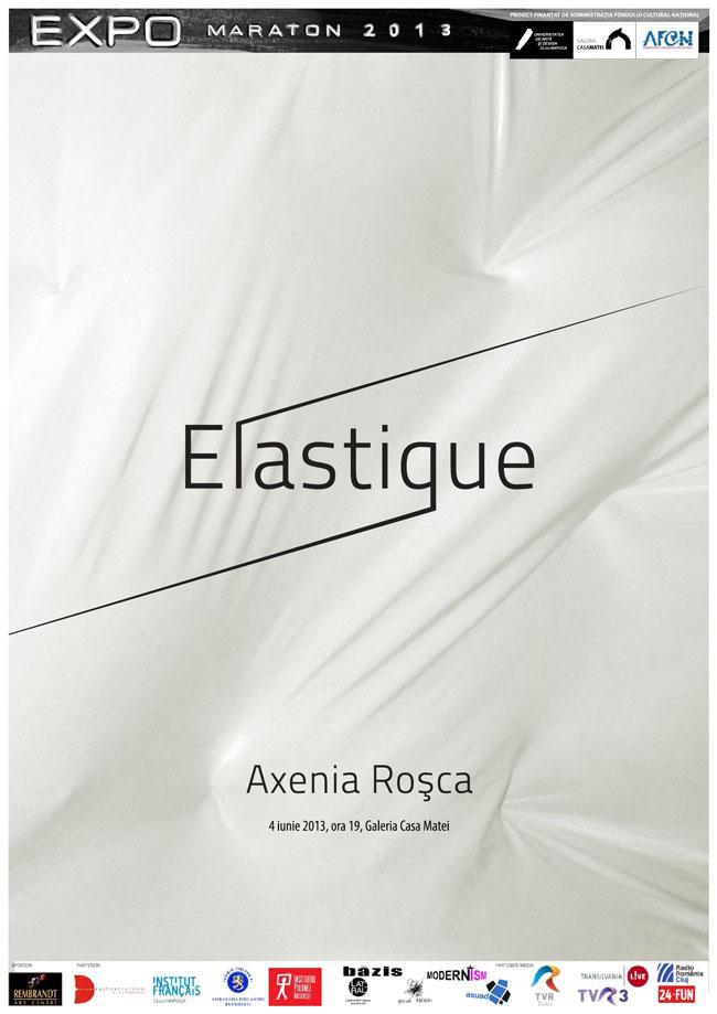 """Lucian Popăilă, """"Fecit a carnibus"""" şi Axenia Roşca, """"Elastique"""" @ Galeria Casa Matei, Cluj"""
