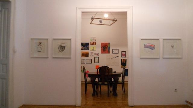 """Simona Vilau """"The Beloved"""" @ Galeria 26, București"""