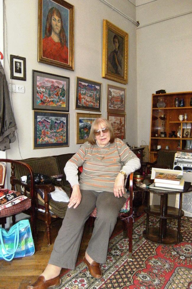 Elena Uţă Chelaru s-a stins din viață