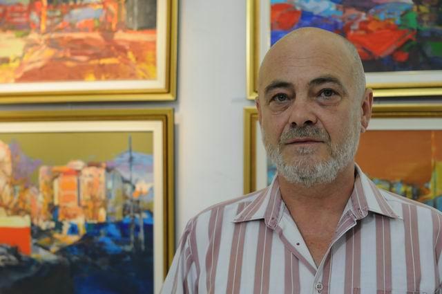 FLORIN BÂRZĂ @ U ART GALLERY, București