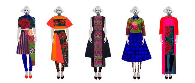 Gala UAD – Fashion Design 2013, Cluj-Napoca