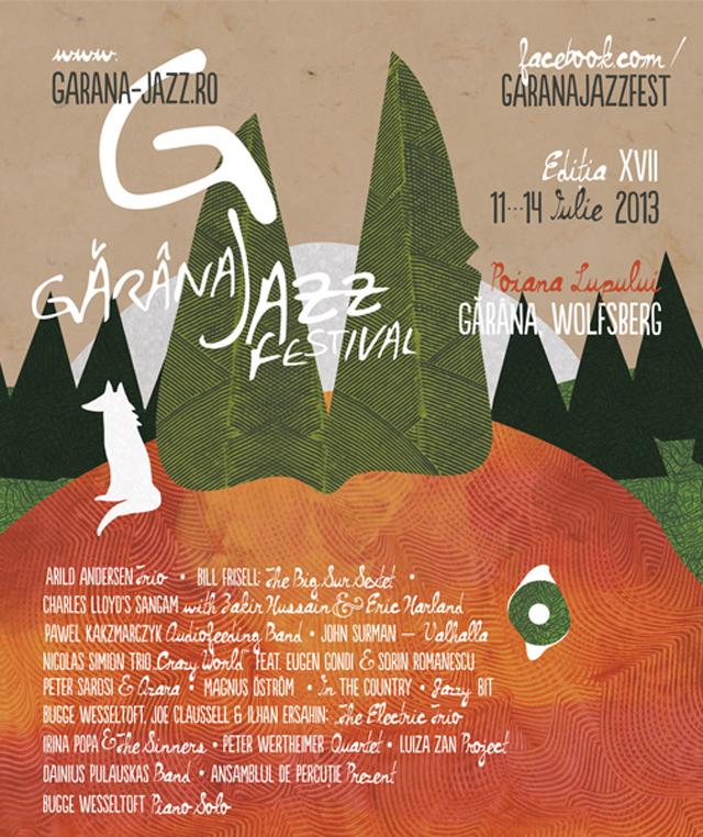 Gărâna Jazz Festival, la cea de-a 17-a ediție!